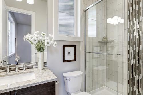 bathroom tile ideas Vancouver & Portland
