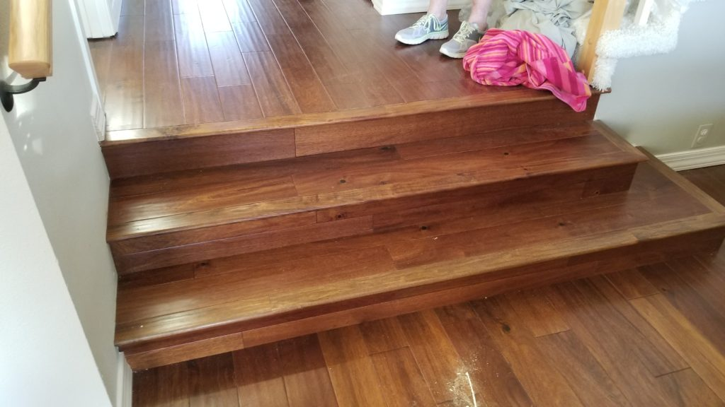 Hardwood Flooring Installation Vancouver