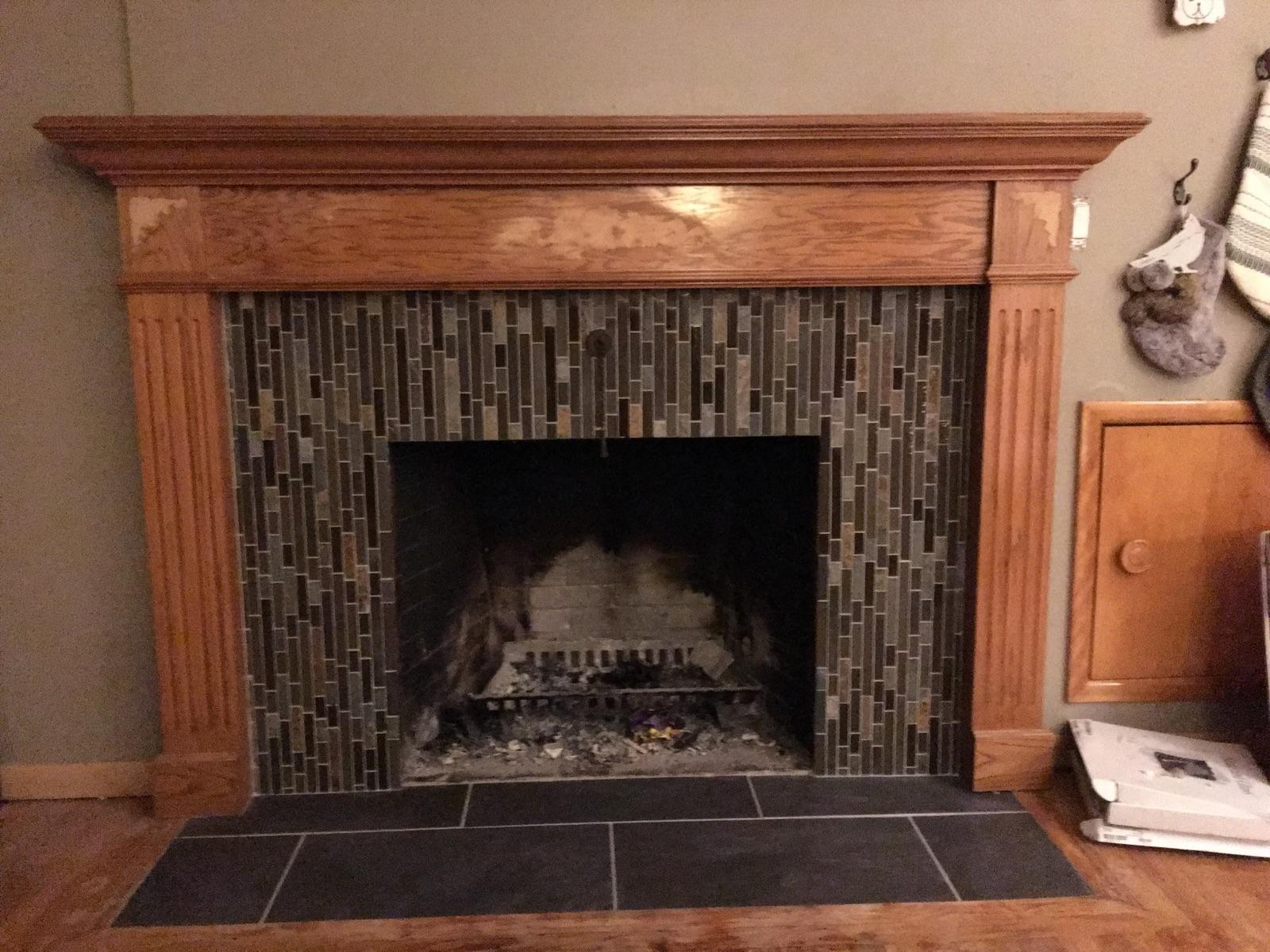 Fireplace Remodel Portland